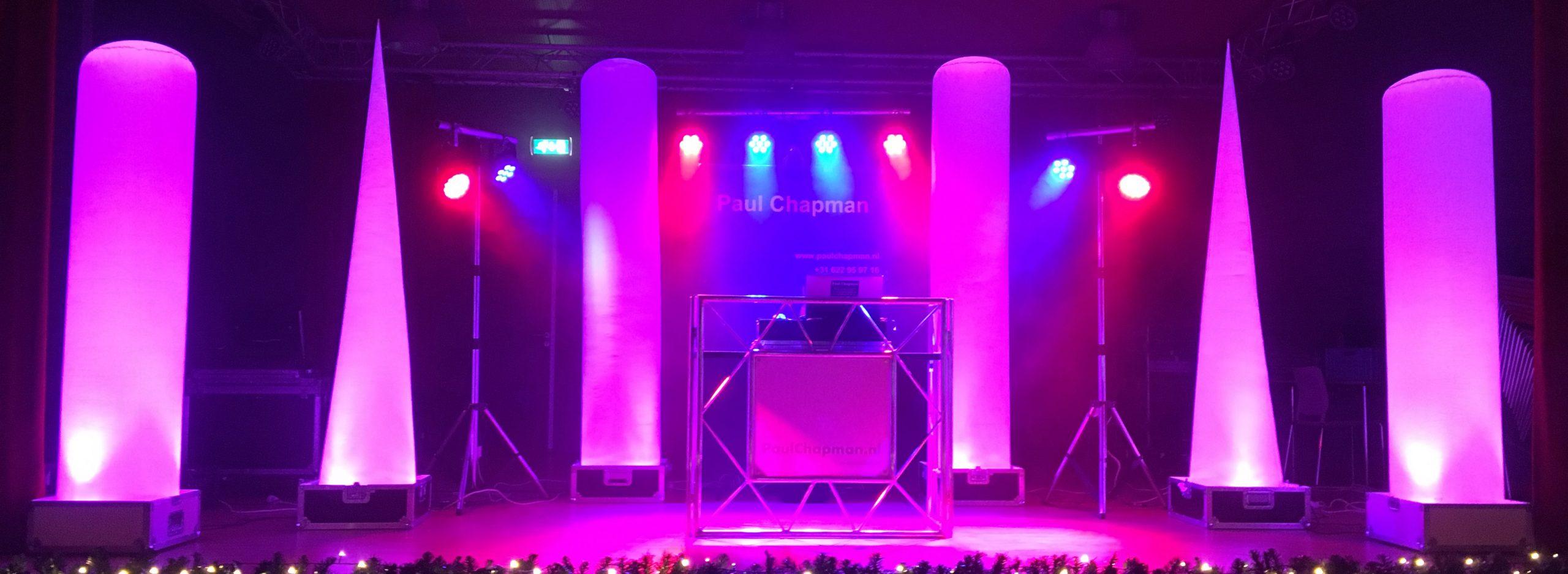 Bruiloft DJ www.paulchapman.nl